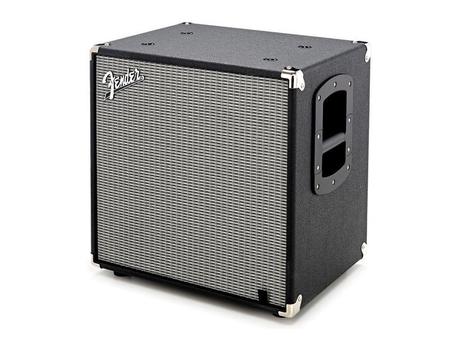 Fender Rumble 112 V3 Bass Cab