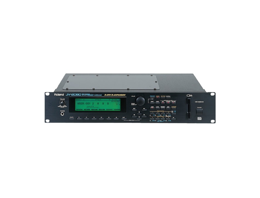 Roland JV-2080 Synthesizer Module