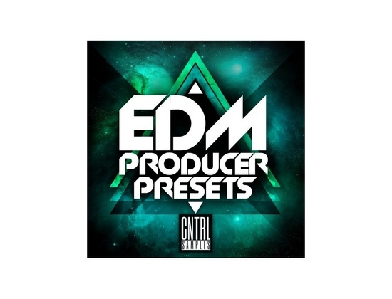 CNTRL Samples - EDM Producer Presets