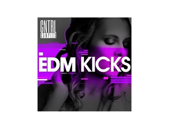 CNTRL Samples EDM Kicks