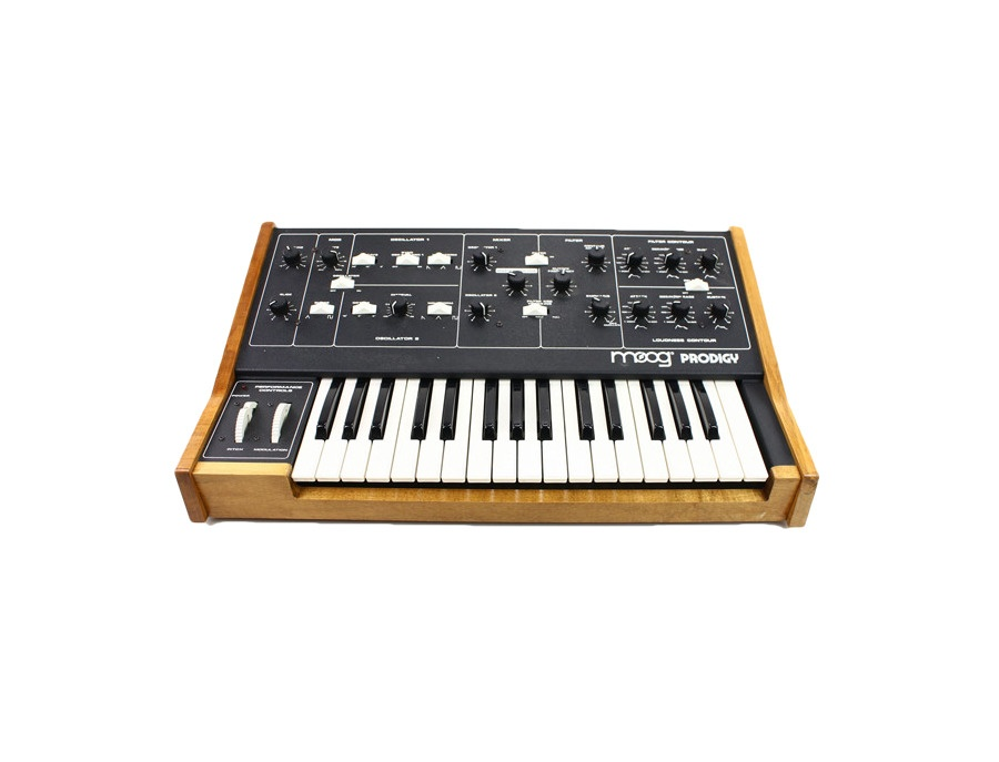 Moog Prodigy Synthesizer