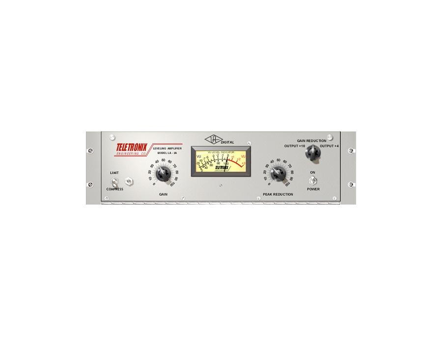 Universal audio teletronix la 2a classic leveling amplifier plug in xl