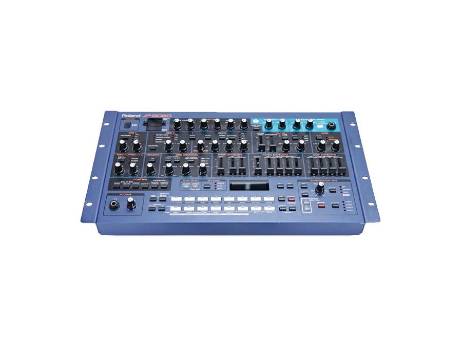 Roland jp 8080 synthesizer module xl