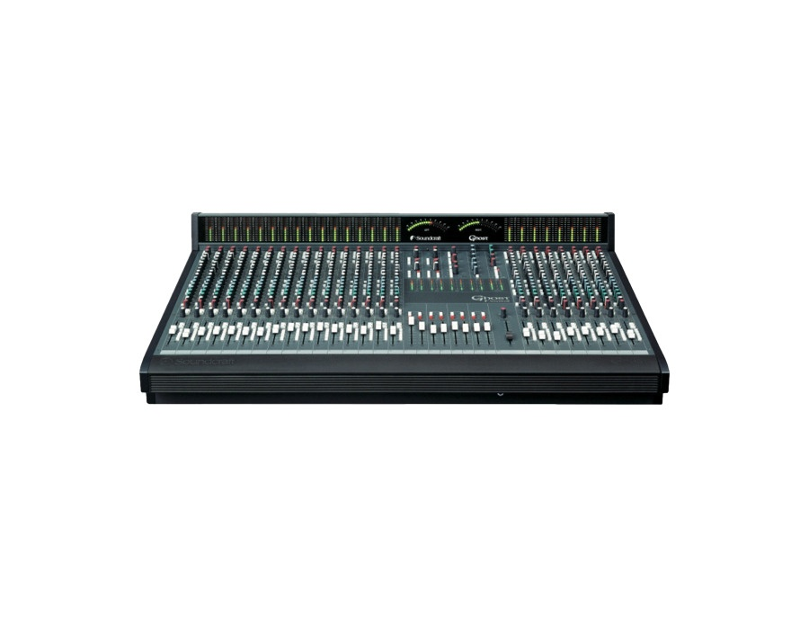 soundcraft ghost le mixer reviews prices equipboard. Black Bedroom Furniture Sets. Home Design Ideas