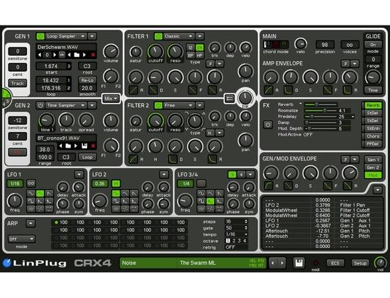 LinPlug CrX4