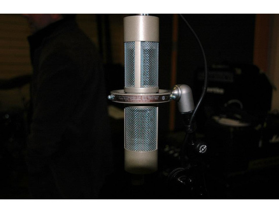 Coles 4050 Stereo Ribbon Microphone