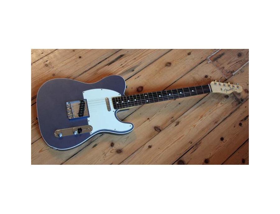 Fender Japan SE '62 Telecaster Lake Placid Blue Reviews