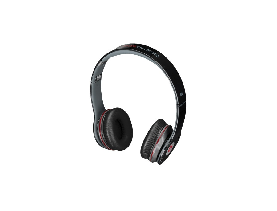 Beats by Dr. Dre SOLO HD (Black)