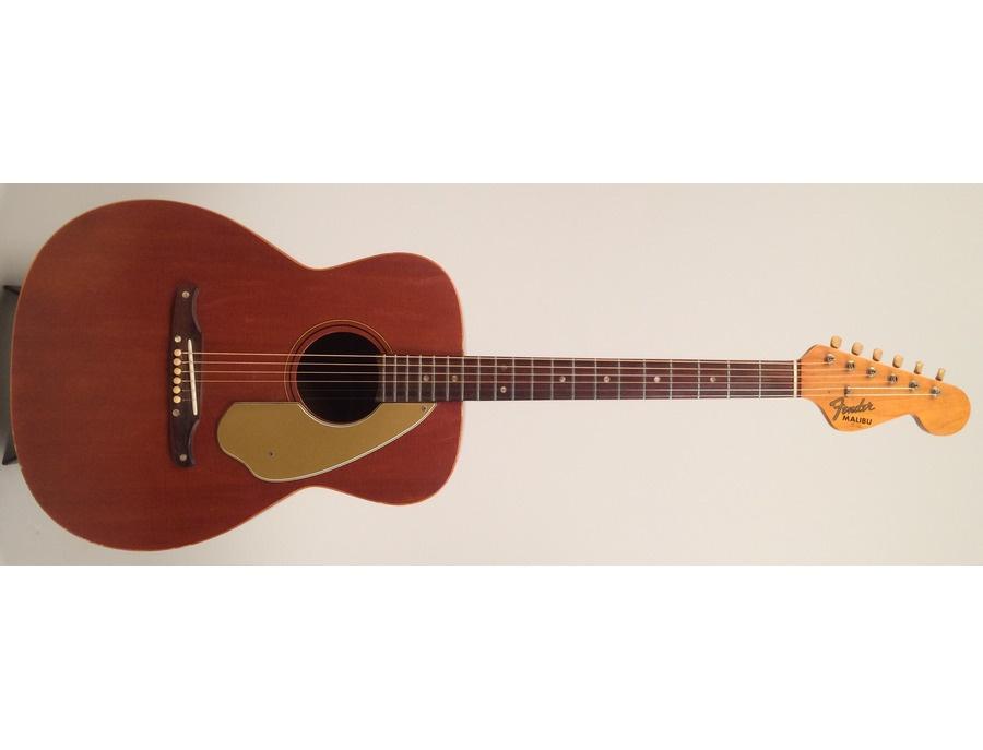 Fender malibu xl