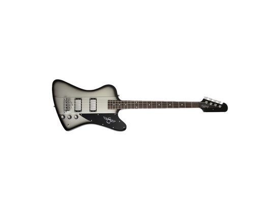 Epiphone Ltd Ed Silverburst Thunderbird IV Bass