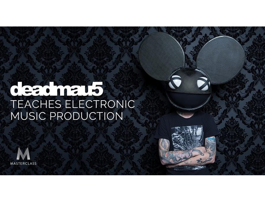 Deadmau5 Masterclass Reviews & Prices   Equipboard®