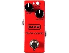 Mxr m291 dyna comp mini compressor pedal s