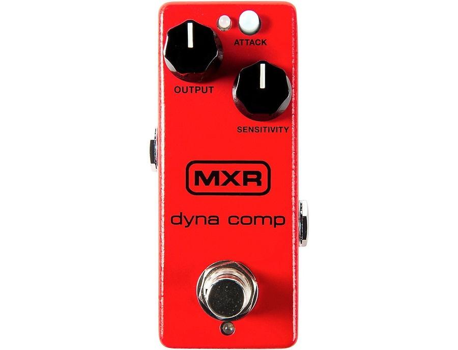 Mxr m291 dyna comp mini compressor pedal xl
