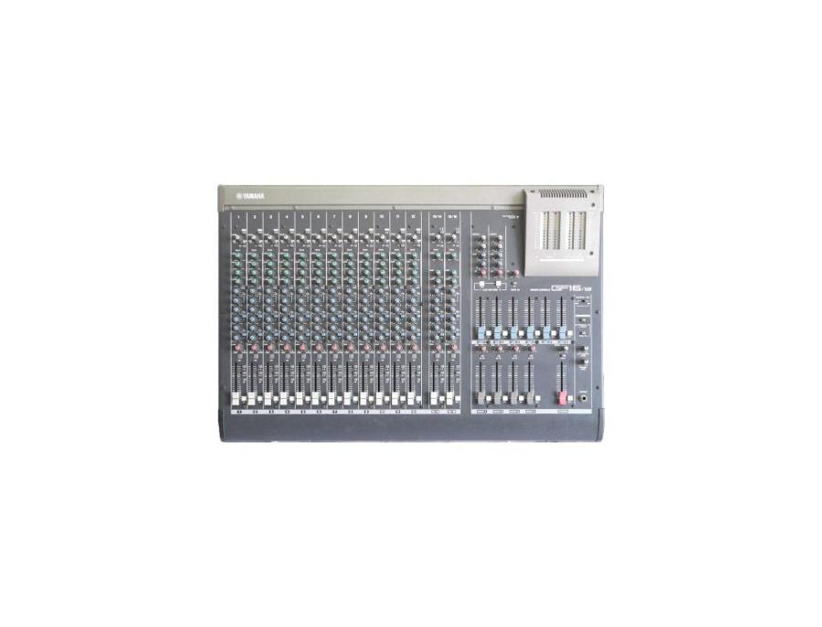 Yamaha gf16 12 mixing console xl