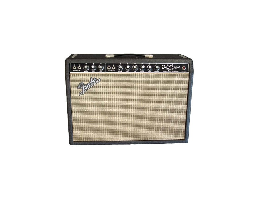 Fender Deluxe Reverb (original issue, 1963-1981)