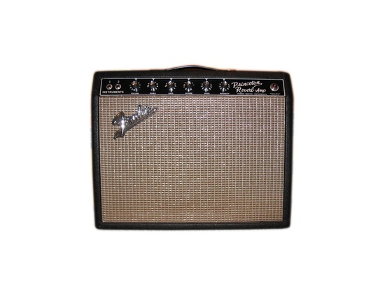 Fender Princeton Reverb (original issue, 1963-1981)