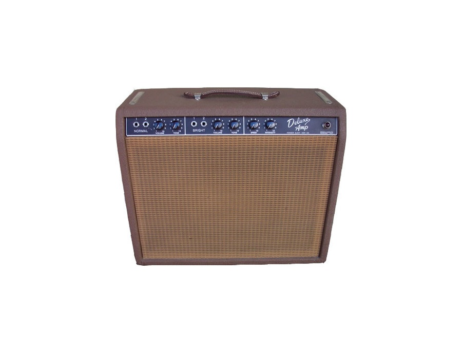 Fender 'brown/brownface' Deluxe Amp 6G3