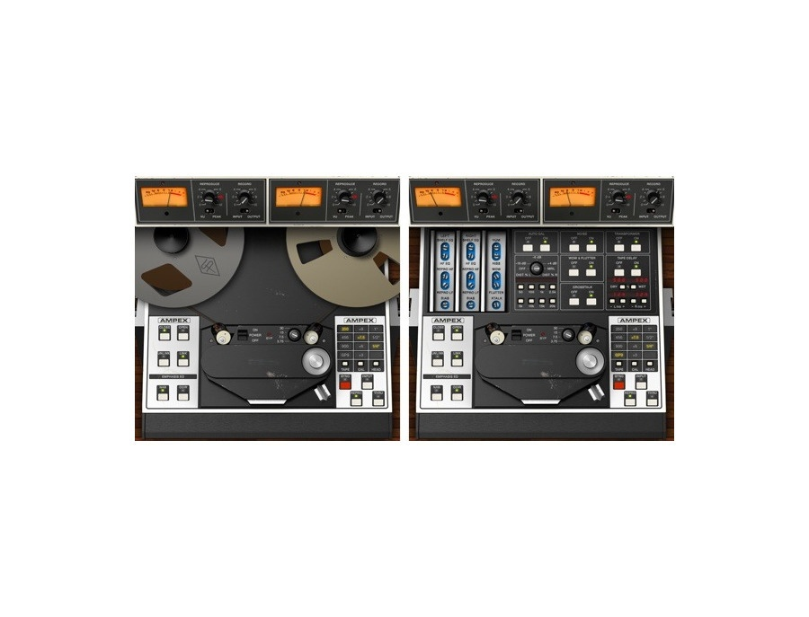 Universal Audio Ampex ATR-102 Mastering Tape Recorder Plug-In