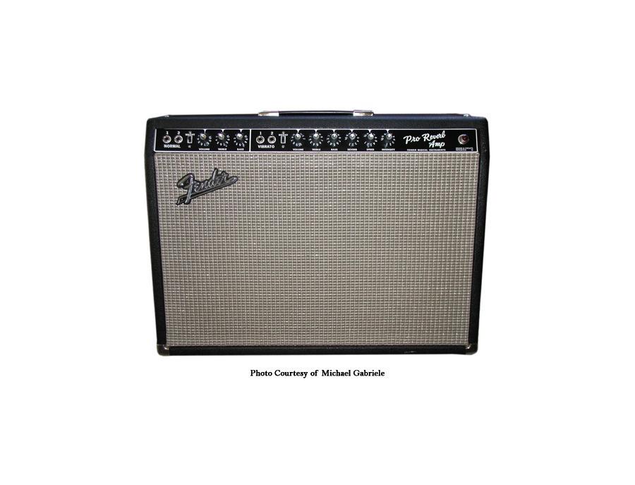 Fender 'blackface' Pro Reverb AA165