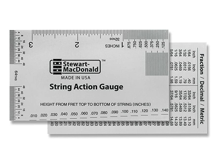 StewMac String Action Gauge
