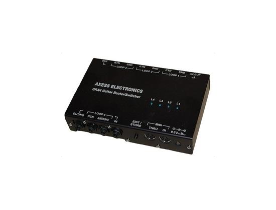 Axess Electronics GRX4 Guitar Router/Switcher