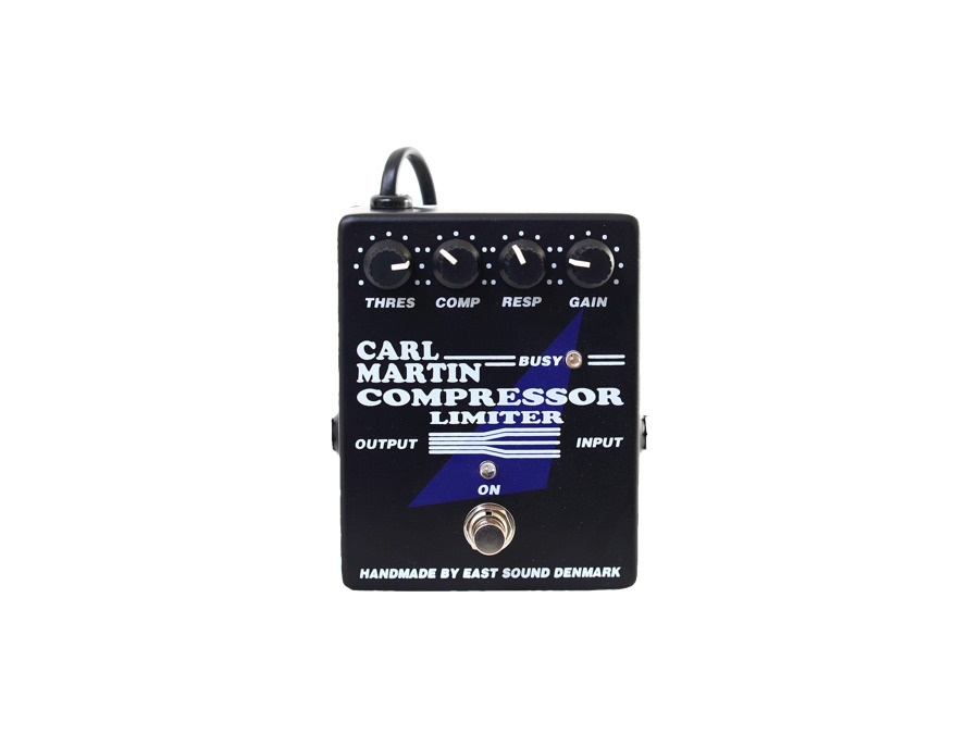 Carl martin compressor limiter pedal xl