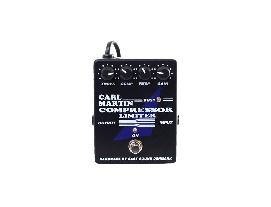 Carl Martin Compressor/Limiter Pedal