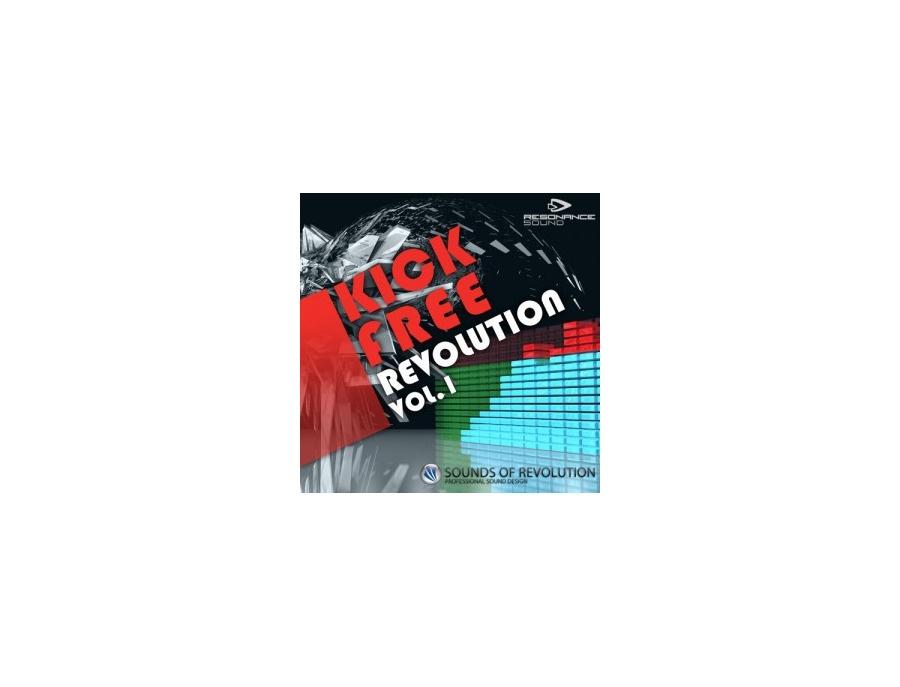 Sound of revolution kick free revolution vol 1 xl