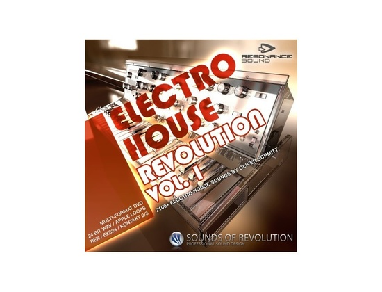 Sounds of revolution - Electro House Revolution Vol.1