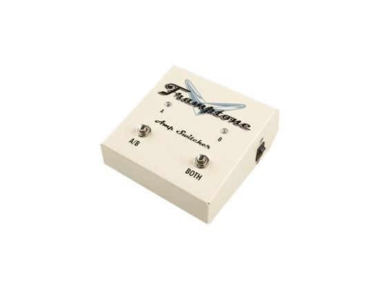 Framptone The Amp Switcher Footswitch White