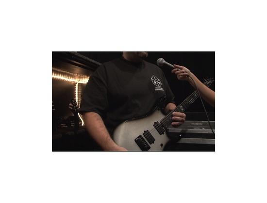 Music Man JPXI Aluminum-Top Custom Electric Guitar