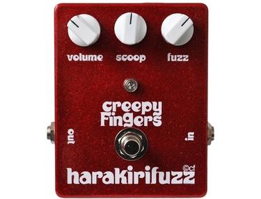 Creepy Fingers Harakiri Fuzz