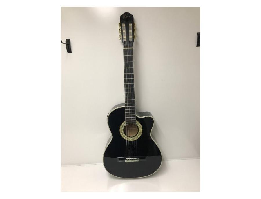 Classical guitar Malaguena
