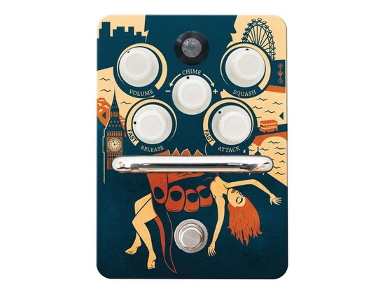 Orange Amplifiers Kongpressor