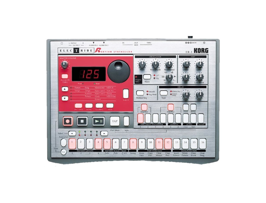 Korg Electribe ER-1 Rhythm Synthesizer