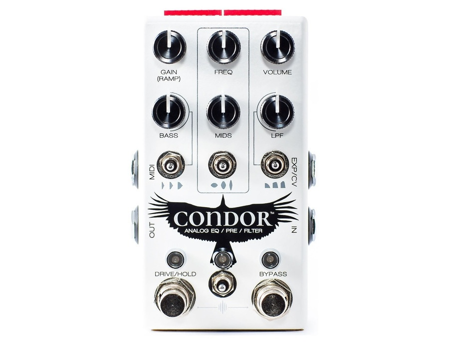 Chase Bliss Audio Condor Analogue Pre/EQ/Filter