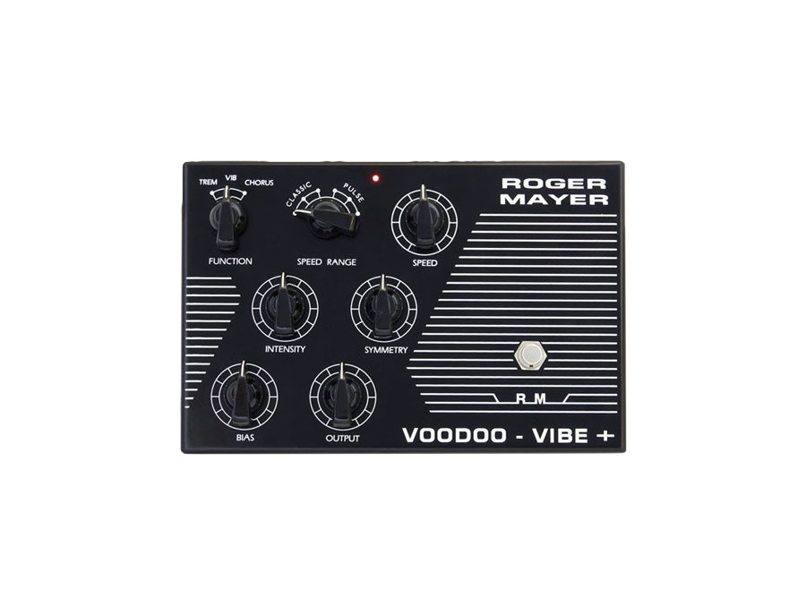 Roger Mayer Voodoo Vibe Plus Guitar Effects Pedal