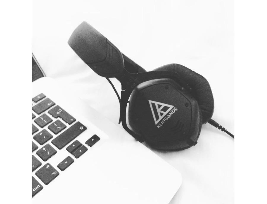 V-Moda Crossfade M-100 (Klingande Custom Edition) Over-Ear Noise-Isolating Headphone