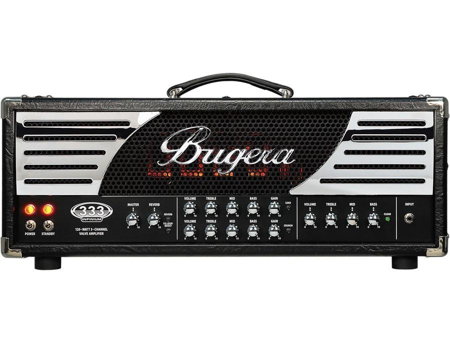 Amplifier Buguera Valve 333 Infinium