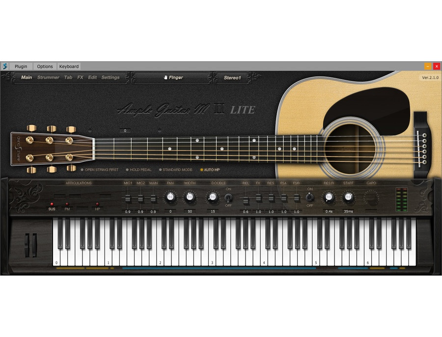 Ample Guitar M Lite Ii Reviews Amp Prices Equipboard 174