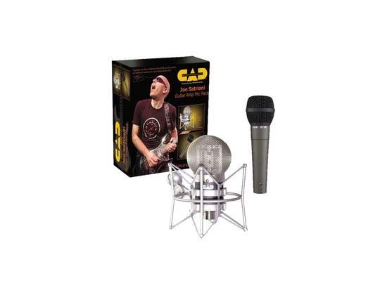 CAD Joe Satriani Guitar Amp Mic Pack