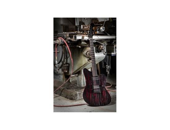 Fender® Sandblasted Jim Root Jazzmaster
