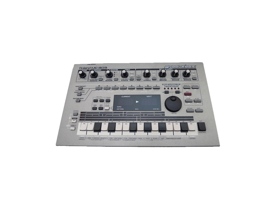 Roland mc 303 groovebox xl