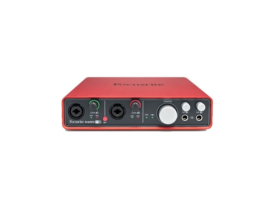 Focusrite Scarlett 6i6 Audio Interface