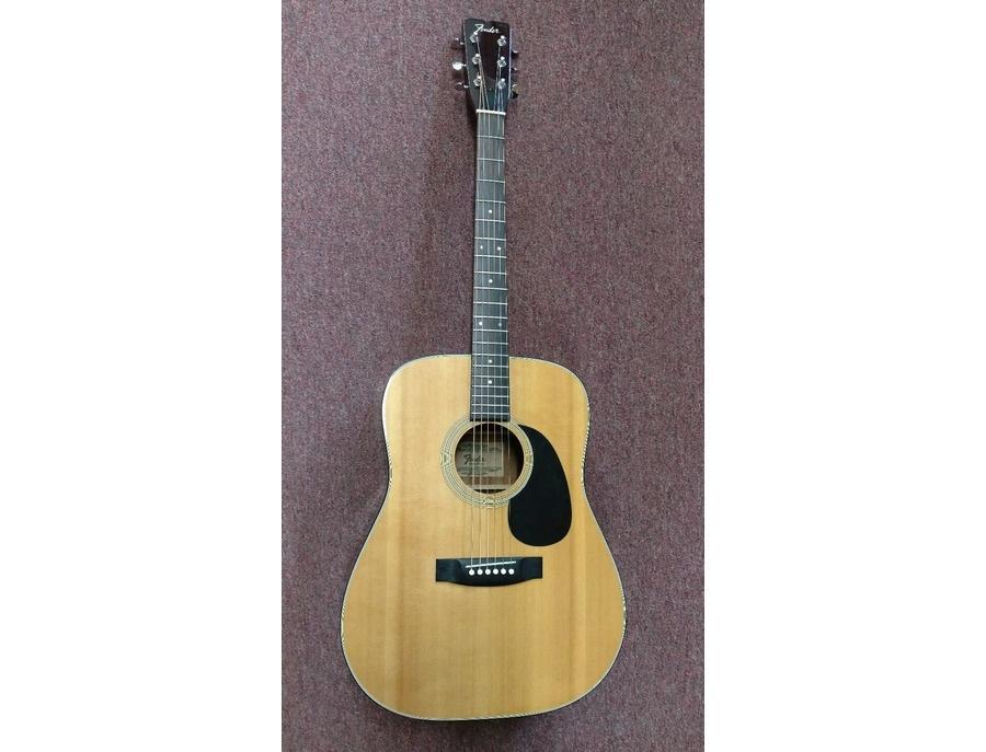 Fender f 35 acoustic guitar xl