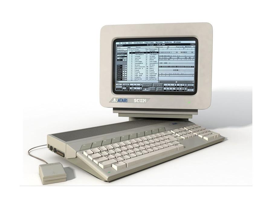 Atari 1040 st xl