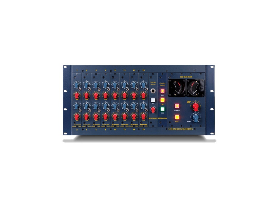 Chandler Limited TG Series Mini Rack Limiter