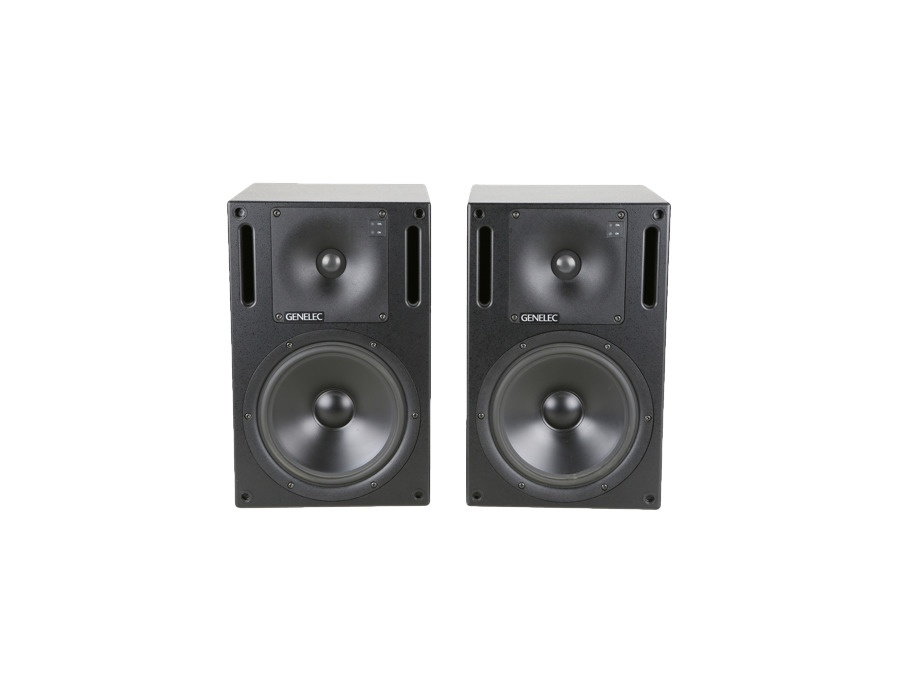 Genelec 1031a two way active speaker studio monitors xl