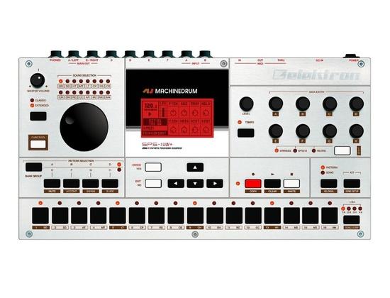 Elektron Machinedrum SPS-1UW MKII Drum Synth/Sequencer