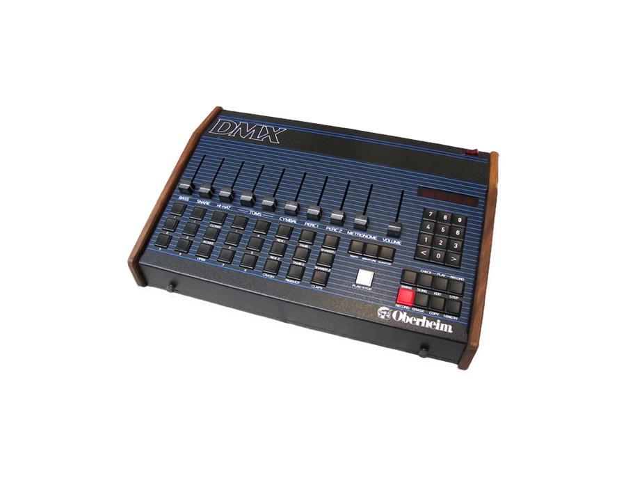 Oberheim dmx programmable digital drum machine xl